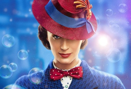 'El regreso de Mary Poppins' no tiene casi nada que envidiar a la mítica primera entrega