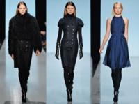 Hugo Boss, colección mujer otoño/invierno 2008/2009