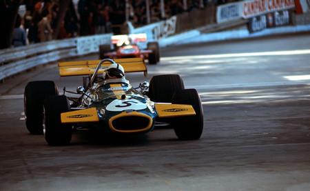 Jack Brabham Mónaco 1970