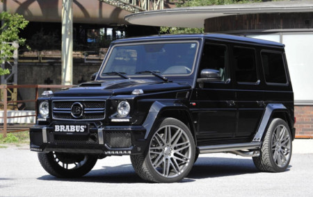 Potencia bruta para el Mercedes Clase G