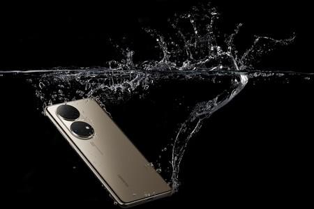Huawei P50 y P50 Pro: masivo módulo de cámaras y hasta 120 Hz en pantalla en los primeros smartphones con HarmonyOS