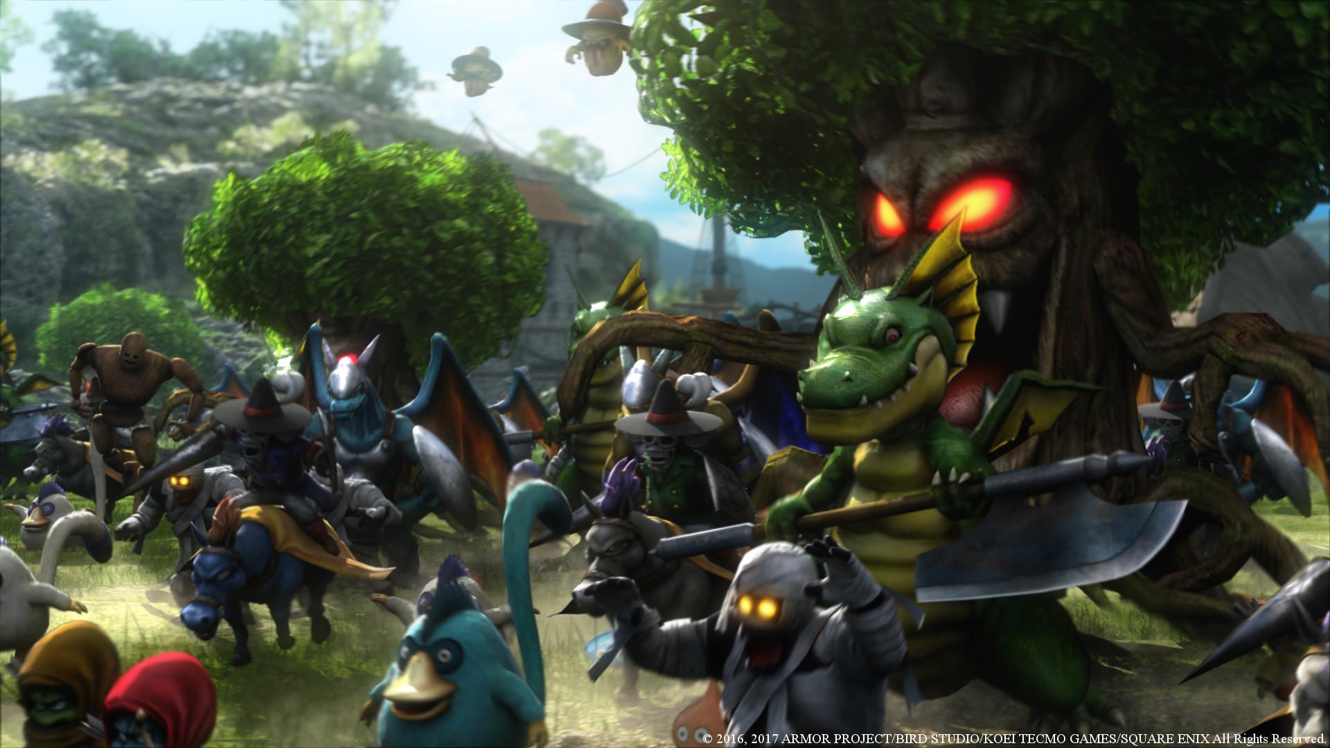 Foto de Dragon Quest Heroes II (3/15)