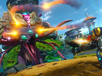 Seis razones para lanzarse de lleno a por el Ratchet & Clank de PS4