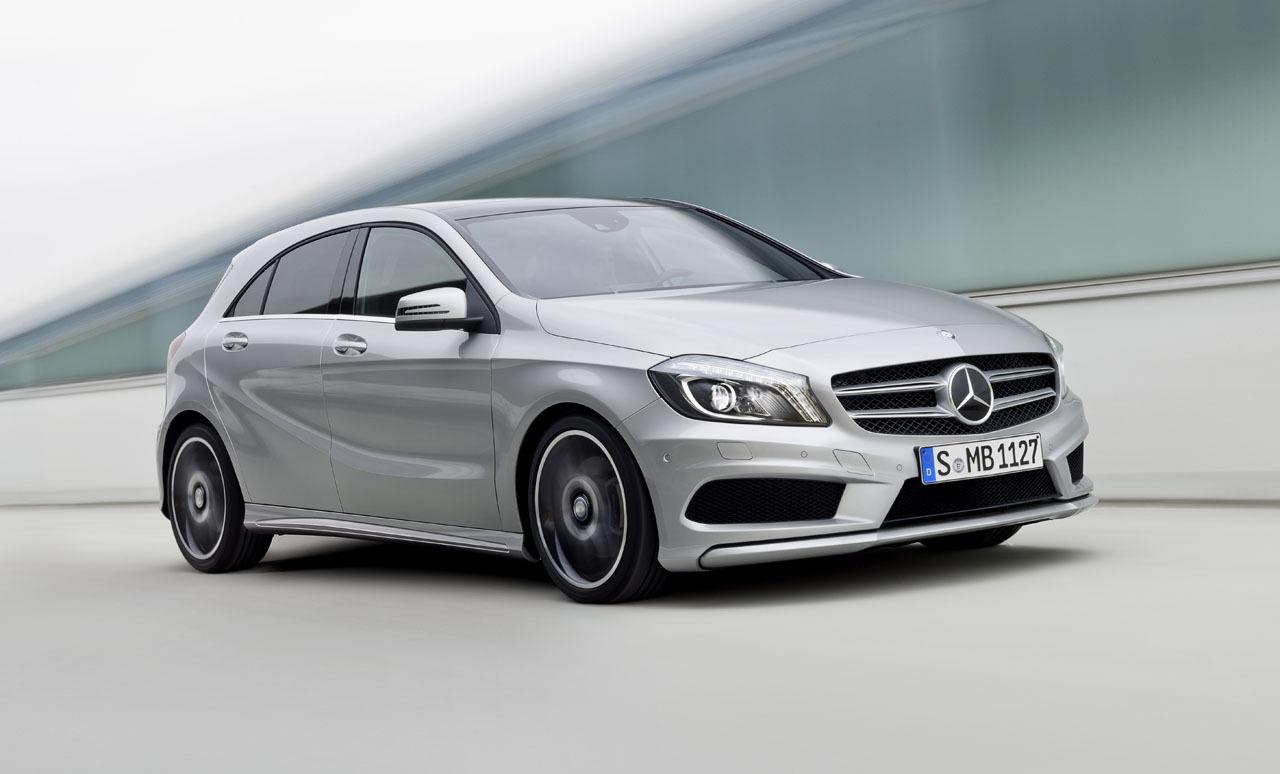 Foto de Mercedes-Benz Clase A 2012 (12/67)