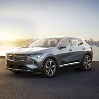 El Buick Envision 2021 no renuncia al ADN de diseño de Opel: así luce en sus primeras imágenes
