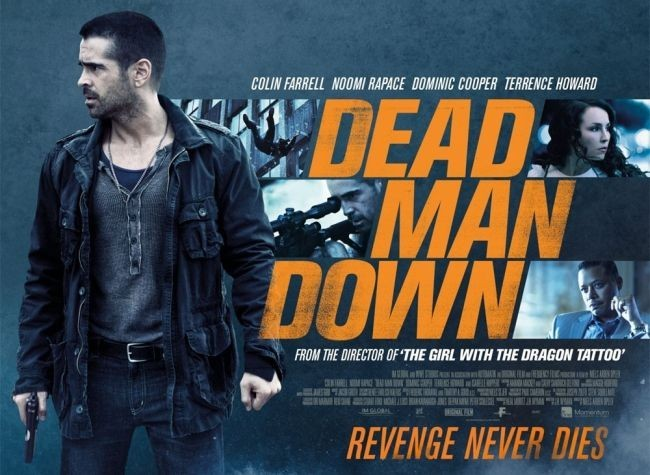 Cartel de Dead Man Down