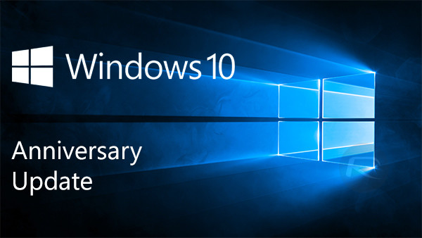 Windows 10(diez) Update Anniversary