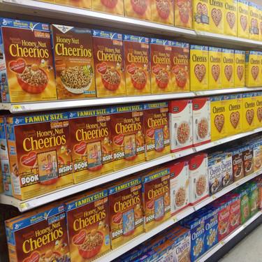 Las compañías de cereales regresan el azúcar que habían quitado