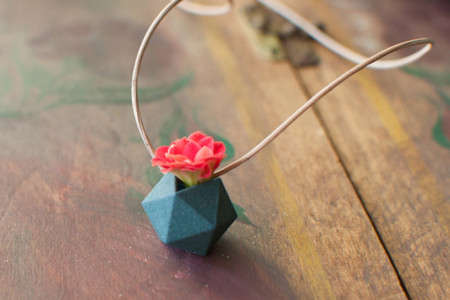 Designer Planter Necklaces 10