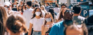 Hacia una etiqueta social asiática: cómo la mascarilla se va a quedar con nosotros para siempre