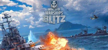 Wargaming lleva las batallas navales al teléfono móvil con el MMO 'World of Warships Blitz'