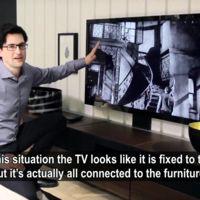 Ikea enseña su televisor