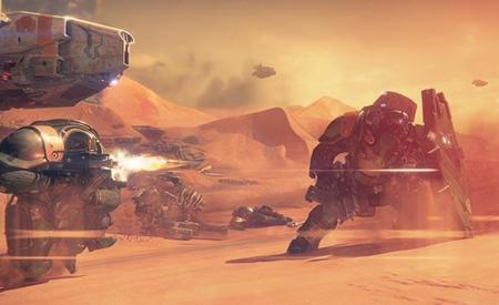 Conozcamos Marte en el nuevo trailer de Destiny