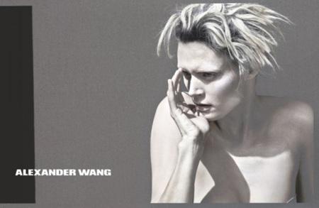 Steven Klein enfría a Alexander Wang y transforma a Malgosia Bela