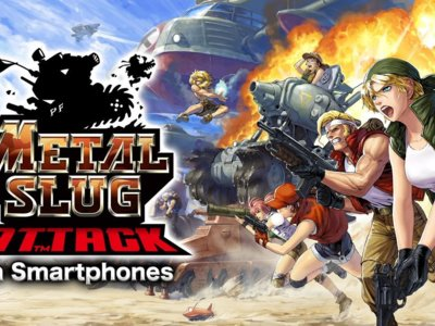 Metal Slug Attack para Android, ya disponible la secuela del estratégico Metal Slug Defense