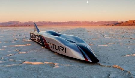 Venturi VBB-3: un eléctrico con 3.041 CV para batir el récord de velocidad
