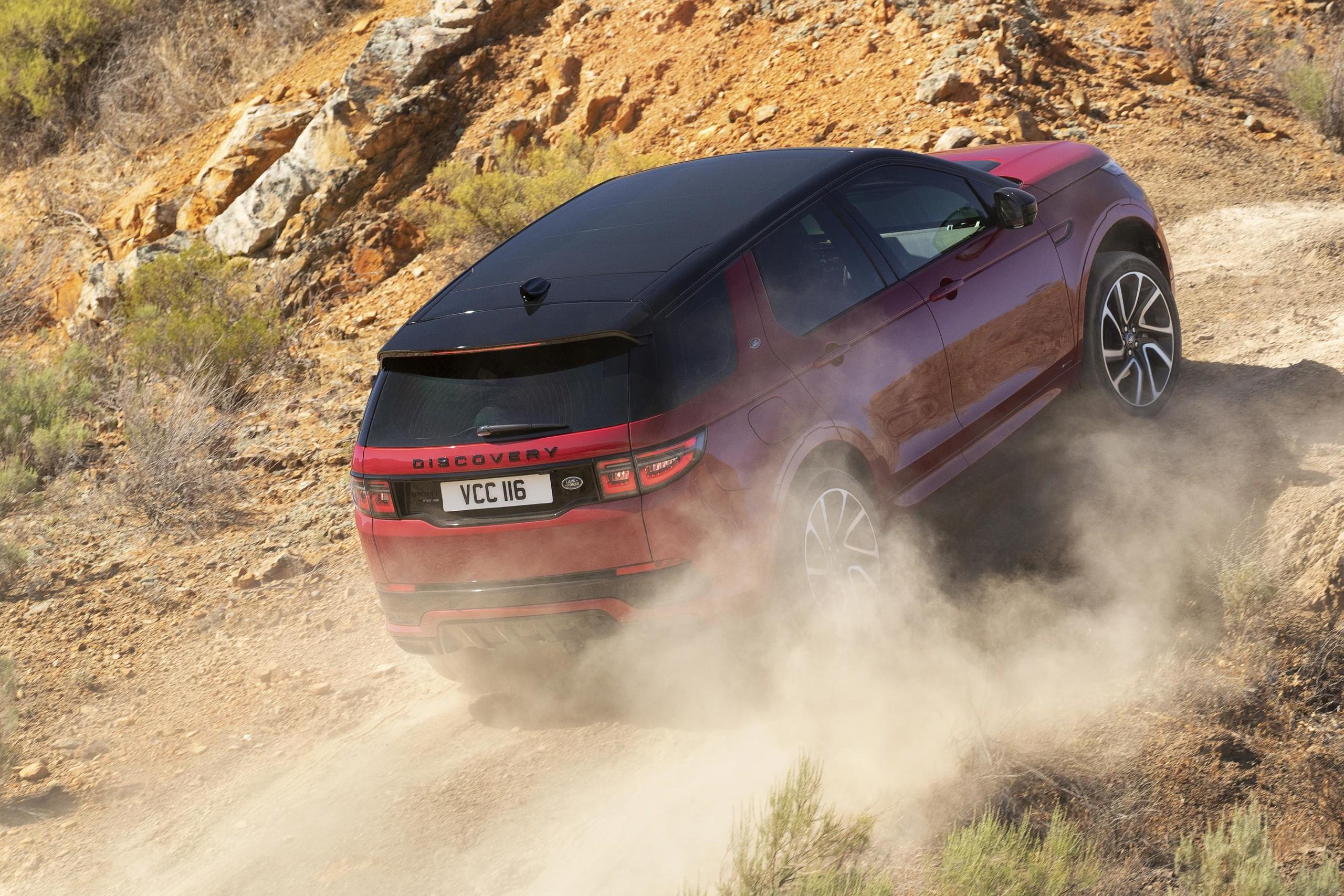 Foto de Land Rover Discovery Sport 2020 (1/13)