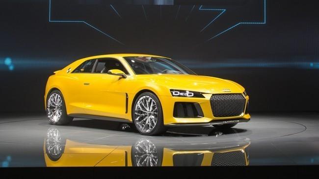Audi Quattro Sport e-tron Concept