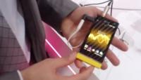 Sony Xperia U, te lo enseñamos en vídeo