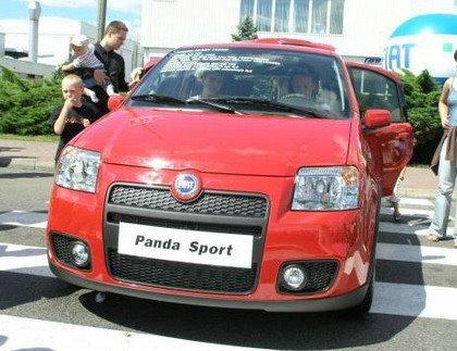 Fiat Panda... ¡Sport!