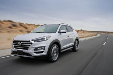 Hyundai ofrece nuevos motores y una larga lista de opciones de seguridad para el Tucson 2019