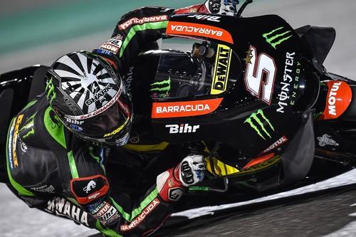 Johann Zarco asusta: pole y récord en el GP de Catar, Marc Márquez segundo