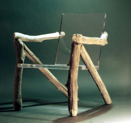 La Bare Bones: una silla orgánica muy contemporánea