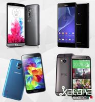 ¿Con cuál móvil Android de gama alta te quedarías y por qué? La pregunta de la semana