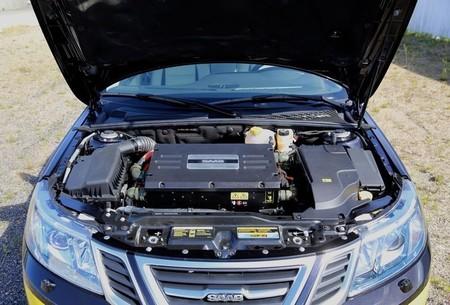 Saab 9-3 EV 2014