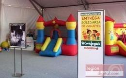 Campaña de recogida de juguetes en Badajoz para más de 7.000 hondureños