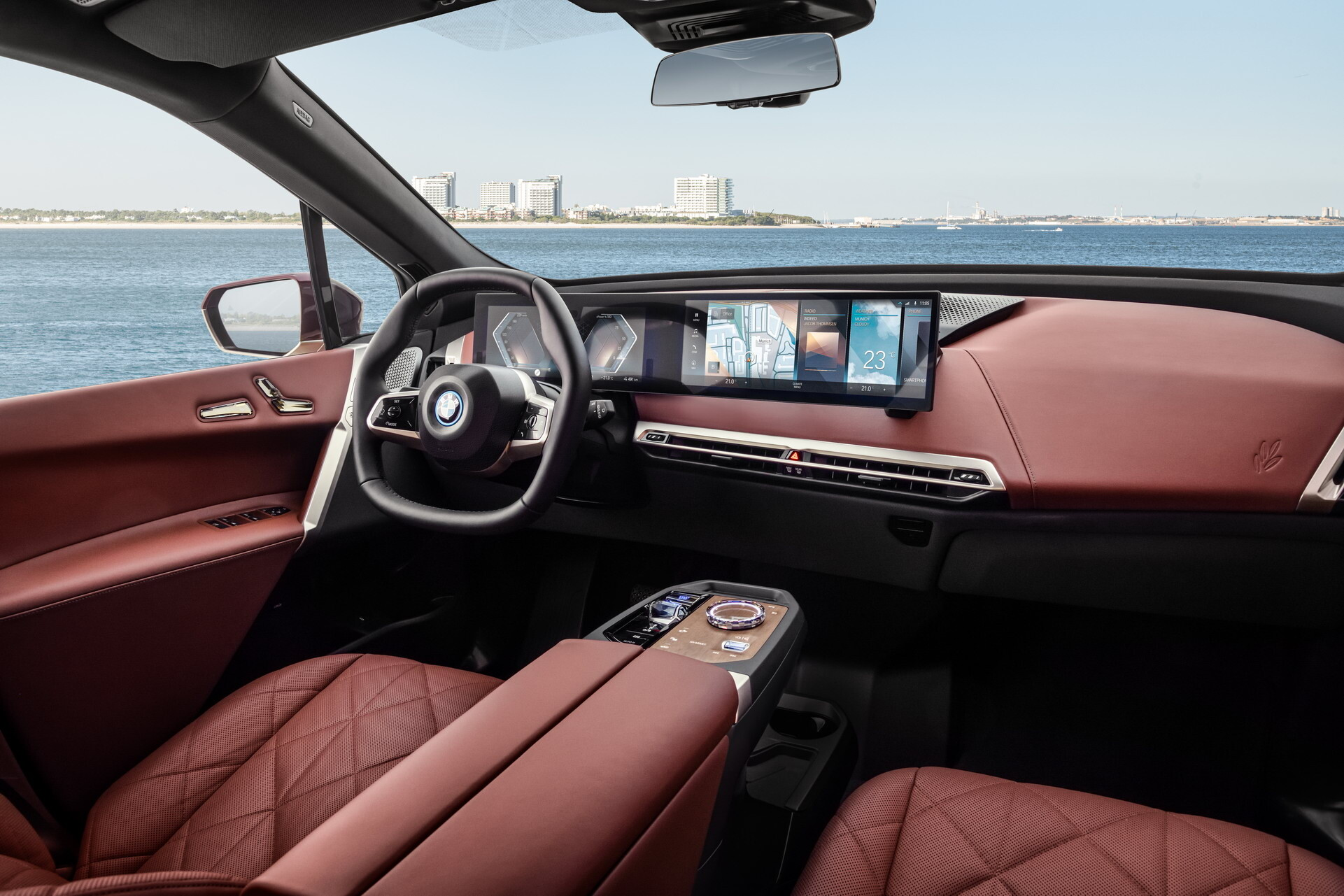Foto de BMW iX (11/21)