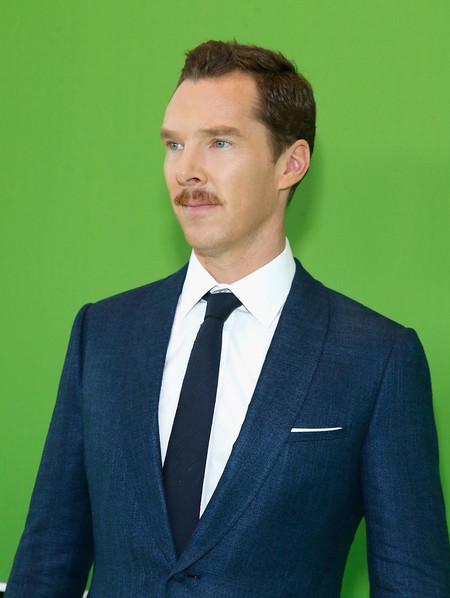 Benedict Cumberbatch Lleva El Mejor Accesorio De La Temporada Que Hemos Visto En La Alfombra Roja 02