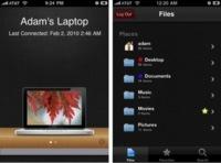 Here, File File! accede a todos los archivos de tu Mac desde el iPhone