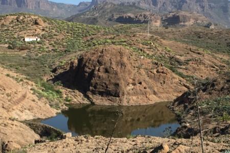 Ruta de senderismo por Gran Canaria. La ruta de las tres presas