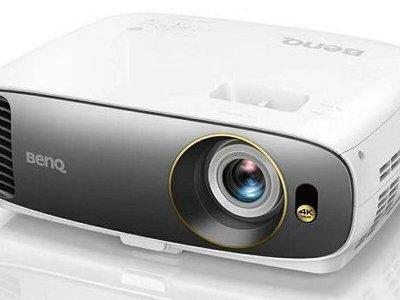 BenQ estrenará proyector 4K de gama media en enero, será el W1700 y costará 2.000 euros