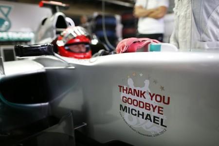Tributo a un grande. Gracias por todo Michael Schumacher