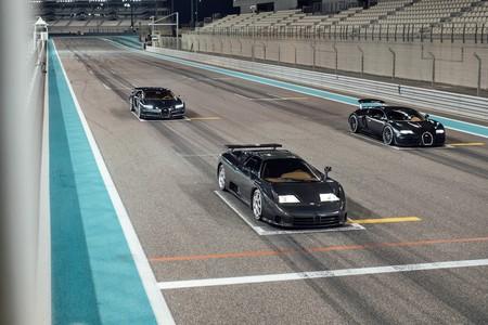 Bugatti Veyron Chiron Eb110 2020 5