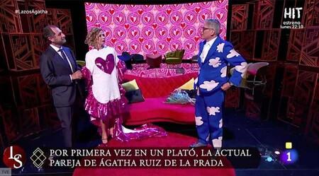 Agatha Ruiz De La Prada Y Luis Gasset
