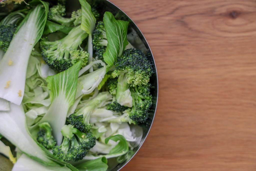 Las verduras con menos hidratos que, en pequeñas cantidades, pueden formar parte de una dieta keto