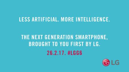 Lg G6 Invitacion