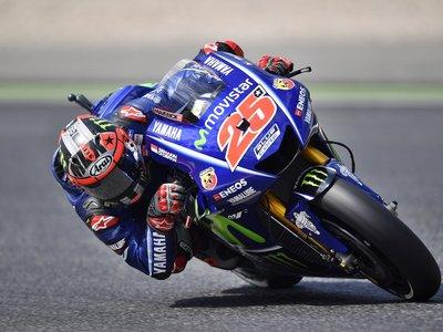 Valentino Rossi y Maverick Viñales recuperan las buenas sensaciones tras los test de Montmeló