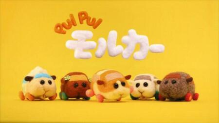 La serie más kawaii que puedes encontrar en Netflix está protagonizada por coches-cobaya de fieltro, y es una joya animada en stop-motion
