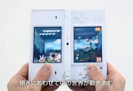 ¿Podría ser así como funciona el 3D Real en la nueva Nintendo 3DS?