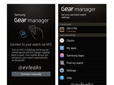 El reloj Samsung Galaxy Gear es muy real