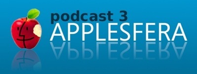 Podcast 3 de Applesfera ya disponible