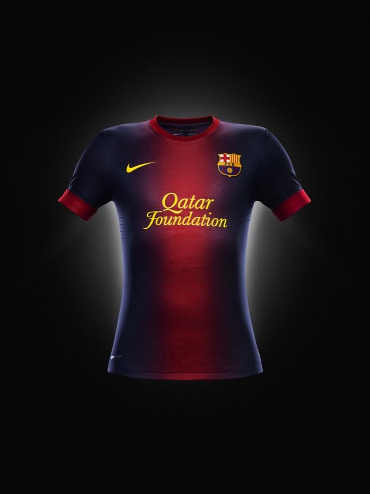 Foto de Equipación F.C. Barcelona 2012-2013 (1/15)