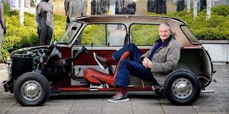 Dyson aspira a fabricar coches eléctricos y por eso ha registrado la marca 'Digital Motor'