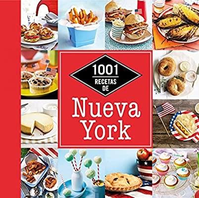 Libro 1001 recetas NY
