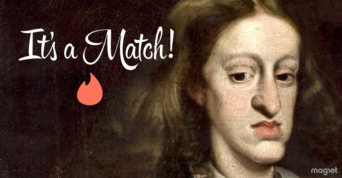 tinder match ha en affære