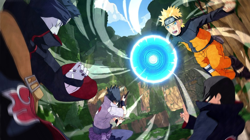 Naruto To Boruto Shinobi Striker 01